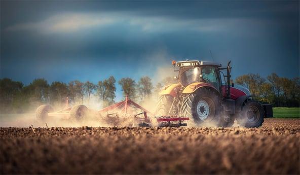 Neumáticos agrícolas específicos para cada uso