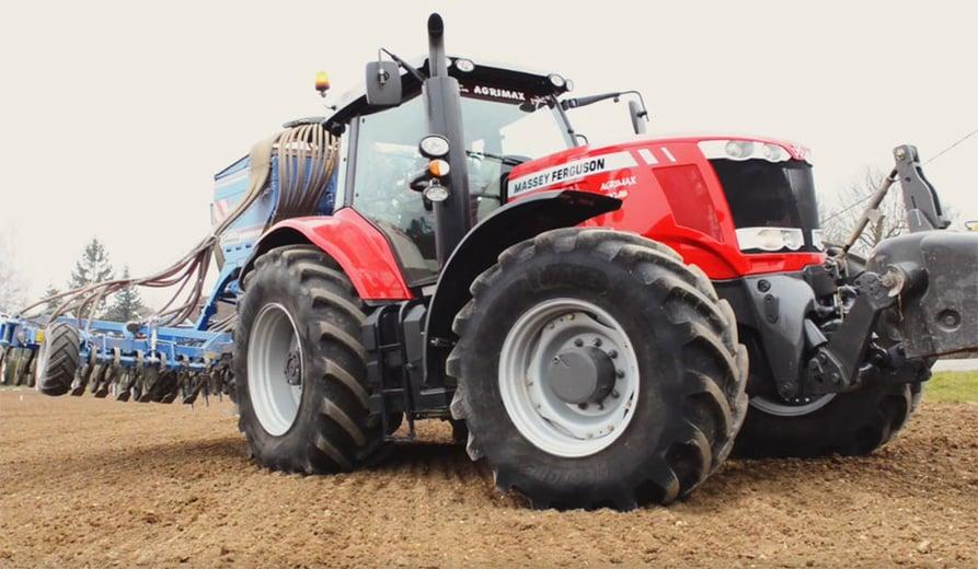 Cómo maximizar la tracción con los neumáticos de mi tractor