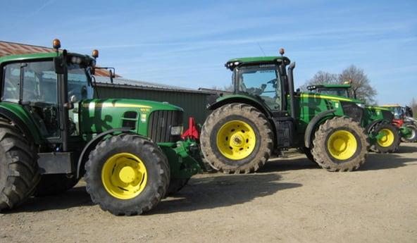 Qué neumáticos agrícolas para contratistas agrícolas
